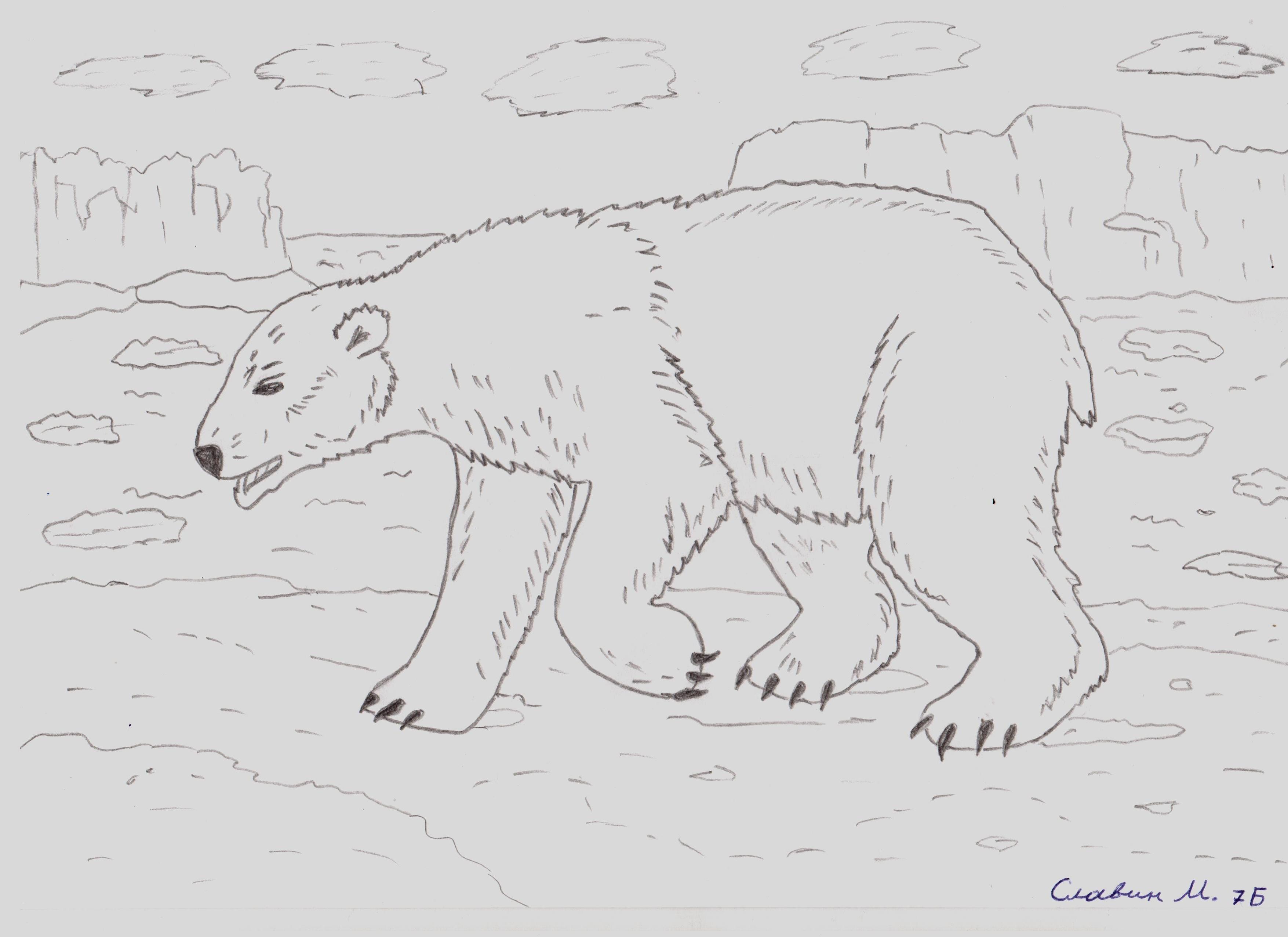 Рисунки животных которые занесены в красную книгу россии этого время